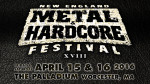 NEW ENGLAND METAL AND HARDCORE FESTIVAL – 2016