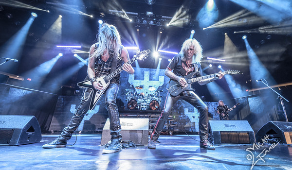 JUDAS PRIEST to Release New Live CD/DVD/BLU-RAY Titled BATTLE CRY in Late March