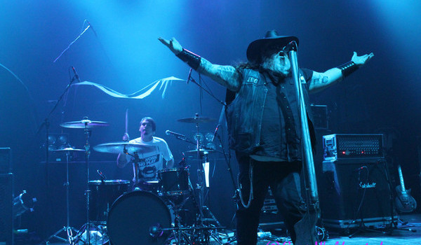 Texas Hippie Coalition to Release 'Dark Side of Black' in April New Tour!!!