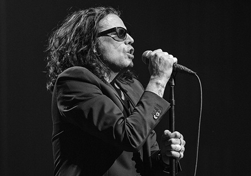 The Cult with Holy White Hounds at the Schubert Theatre – Boston, MA