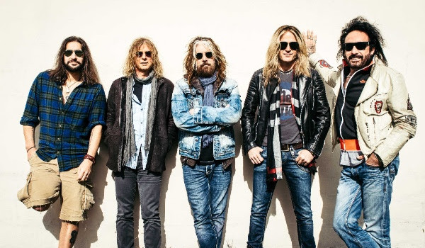 THE DEAD DAISIES SET TO OPEN 'FREEDOM TO ROCK' TOUR FOR ROCK LEGENDS KISS