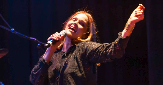 Belinda Carlisle at The Cabot