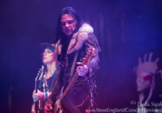 NECR Exclusive Interview With Bassist Chuck Garric From Alice Cooper & Beasto Blanco