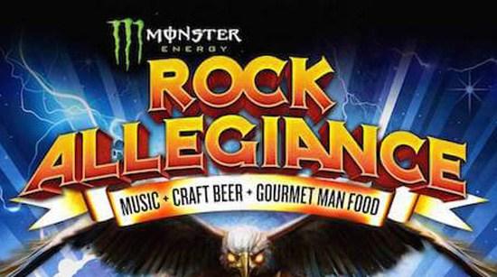 Monster Energy Rock Allegiance Announces Festival Lineup