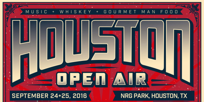 ALICE IN CHAINS, SLAYER, AVENGED SEVENFOLD And More To Headline Houston Open Air 2016