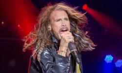 Steven Tyler and Bret Michaels at LaconiaFest – Laconia, NH