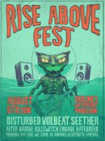 Rise Above Fest 2016 See You In Bangor!