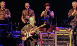 Steely Dan and Steve Winwood at the Xfinity Center, Mansfield, MA