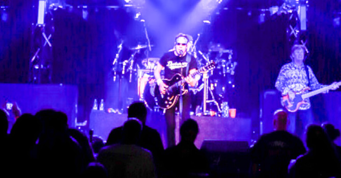 George Thorogood at the Hampton Beach Casino Ballroom