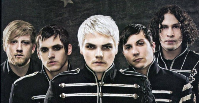 MY CHEMICAL ROMANCE RELEASES 10 YEAR ANNIVERSARY RE-ISSUE OF THE BLACK PARADE / LIVING WITH GHOSTS