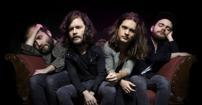Multiplatinum Rock Band KONGOS Comes To The Royale Boston in October