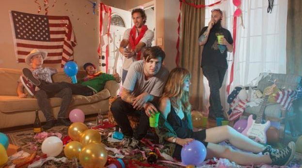 THE MOWGLI'S bring Where'd Your Weekend Go Tour to Cambridge, MA on Tue, 10/4