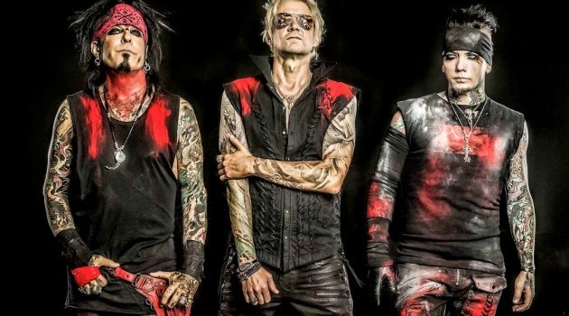 "SIXX:A.M. RELEASE NEW SINGLE ""WE WILL NOT GO QUIETLY"""