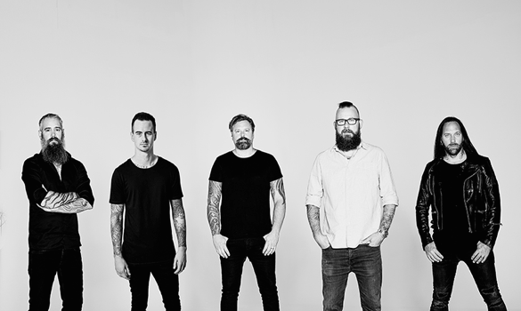 IN FLAMES RELEASE 12TH STUDIO ALBUM AND HEAD OUT ON CO-HEADLINING TOUR WITH HELLYEAH