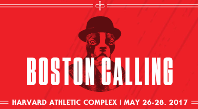 BOSTON CALLING MUSIC FESTIVAL ANNOUNCES ITS 2017 LINEUP HEADLINED BY TOOL, MUMFORD & SONS, AND CHANCE THE RAPPER