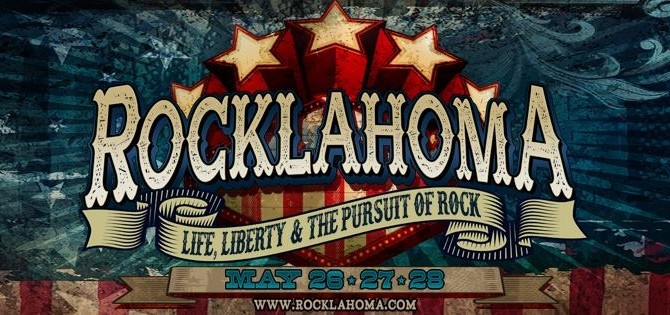 Rocklahoma Announces Massive Lineup for It's Eleventh Year!