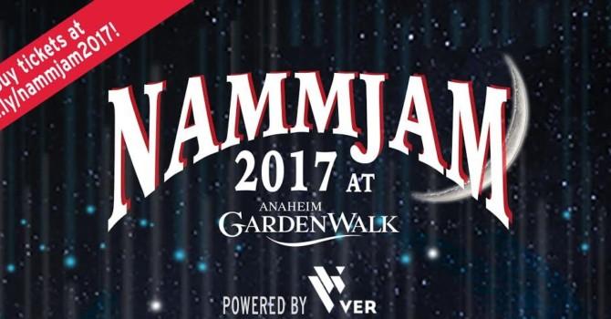 Buckcherry to Headline NAMMJAM 2017!