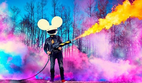 deadmau5 in Coming To New England!