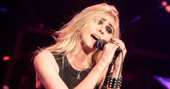 The Pretty Reckless at the Paradise – Boston, MA