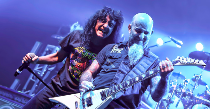 Anthrax and Killswitch Engage at the Oakdale Theatre – Wallingford, CT