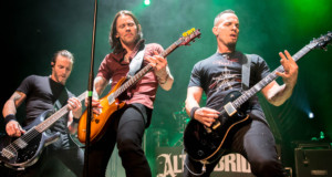 Alter Bridge at Lupo's Heartbreak Hotel – Providence, RI
