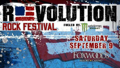 Revolution Rock Festival Returns to Foxwoods Casino for Another Epic Outdoor Show