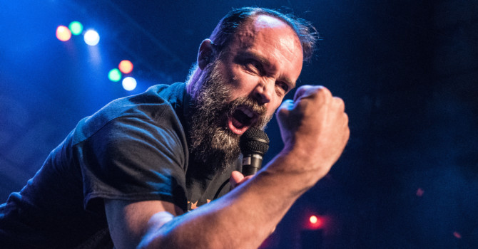 Clutch and Lucero at Lupo's Heartbreak Hotel – Providence, RI