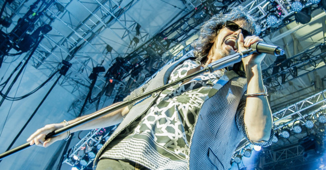 Foreigner, Cheap Trick and Jason Bonham's Led Zeppelin Experience – Blue Hills Bank Pavillion, Boston, MA