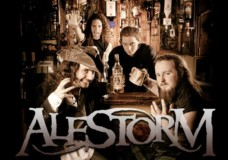 Exclusive NECR Interview with Christopher Bowes from Alestorm