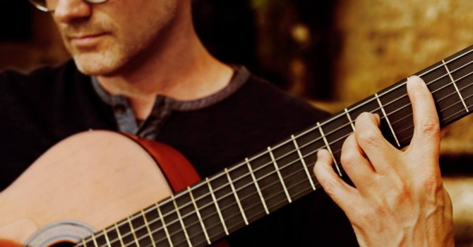 NECR Exclusive Interview with guitar virtuoso Jesse Cook