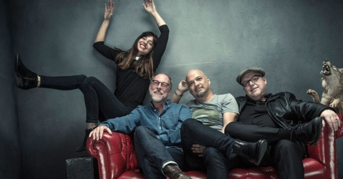 An NECR Exclusive Interview with Paz Lenchantin of the Pixies