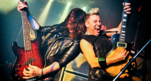 Fozzy and Gemini Syndrome at the Palladium – Worcester, MA