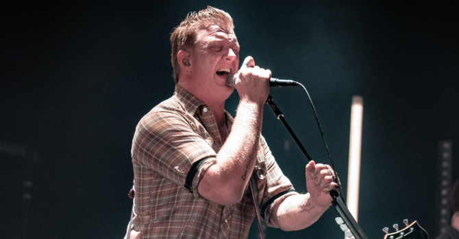 Queens of the Stone age and Royal Blood at the State Theatre – Portland, ME