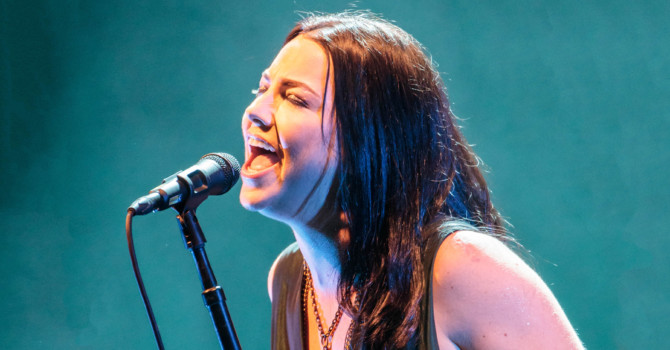 Evanescence at the Orpheum – Boston, MA