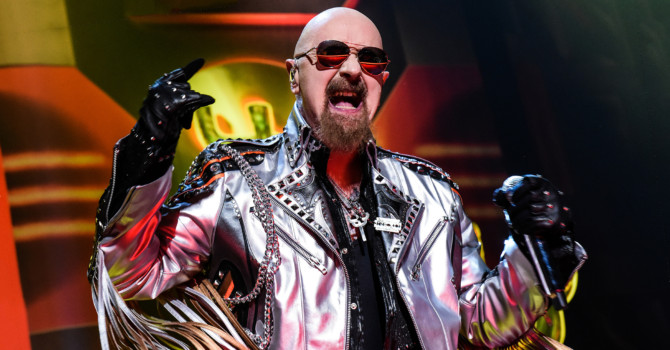 Judas Priest at the Mohegan Sun Arena – Uncasville, CT