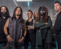 An NECR Exclusive Interview with guitarist Sin Quirin from Ministry
