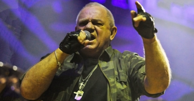 Dirkschneider at the Palladium – Worcester, MA