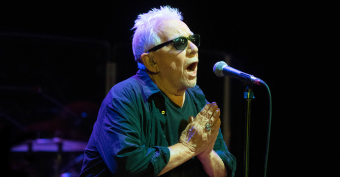 Eric Burdon & The Animals at the Lynn Auditorium – Lynn, MA