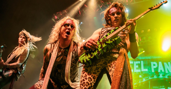 Steel Panther at the House of Blues – Boston, MA