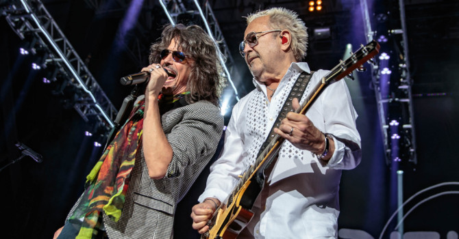 Foreigner and Whitesnake at the Blue Hills Bank Pavilion – Boston, MA