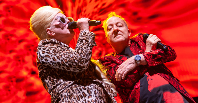 The B52s at Aura – Portland, ME