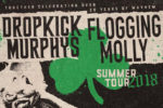 Dropkick Murphys & Flogging Molly's First-Ever U.S. Co-Headlining Tour Is Headed For New England