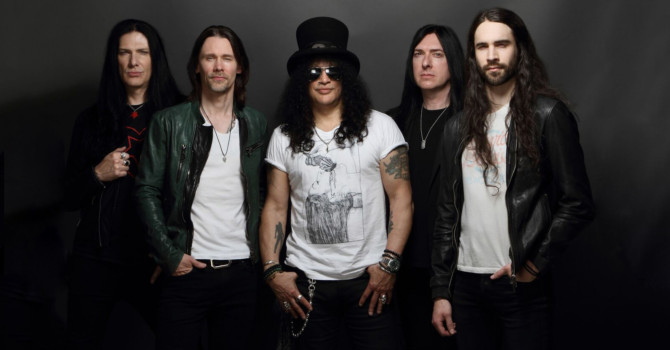 Slash Ft. Myles Kennedy & The Conspirators Announce New Album 'Living the Dream'