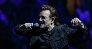 U2 at the TD Garden – Boston, MA