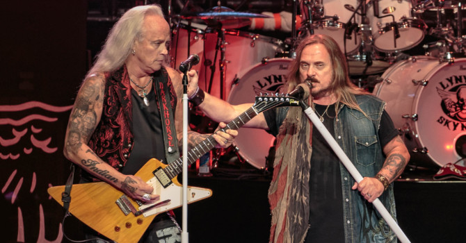 Lynyrd Skynyrd at the Xfinity Center – Mansfield, MA
