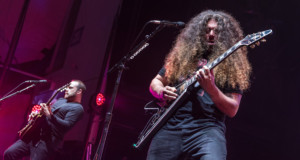 Coheed and Cambria at the Blue Hills Bank Pavilion – Boston, MA