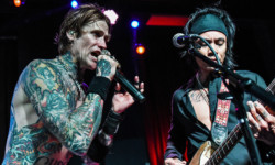 Buckcherry at the Greasy Luck – Bedford, MA