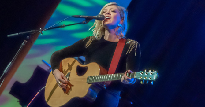Liz Longley at the Tupelo Music Hall – Derry, NH