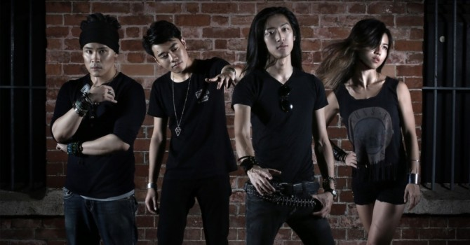 Hong Kong rockers Bamboo Star release new EP 'No Hard Feelings'