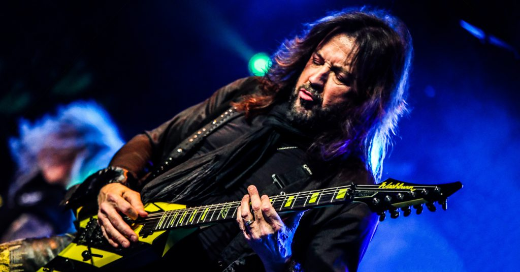 stryper at the tupelo music hall derry nh new england music news. Black Bedroom Furniture Sets. Home Design Ideas